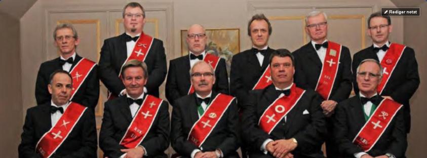 Frimurer-klubben til Ivar Flage II